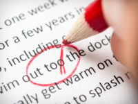 English Proofreading and Copyediting